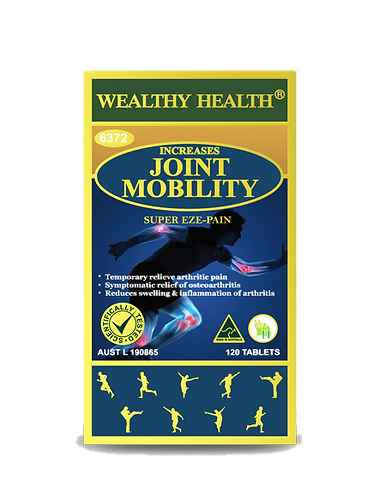 Increase Joint Mobility Bone Health Formula Tablets