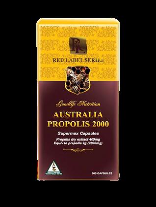Australia Propolis Supermax Capsules 2000