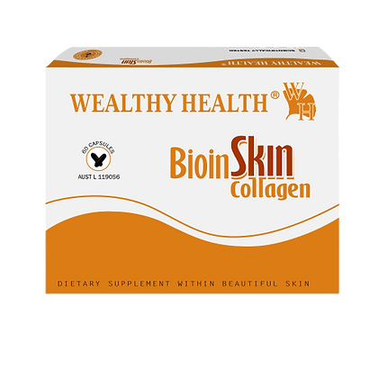 BioinSkin Collagen 60 Capsules