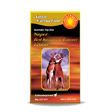 Super Red Kangaroo Essence 12000