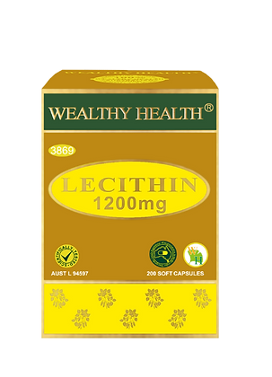 Lecithin Capsules 1200mg