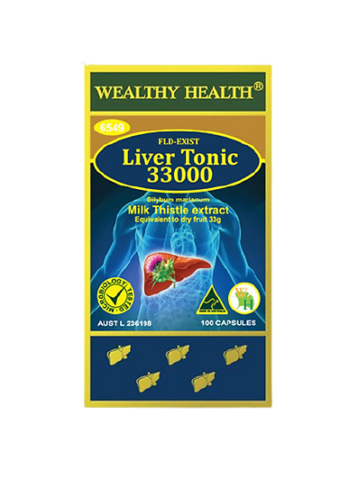 FLD-Exist Liver Tonic Capsules 33000