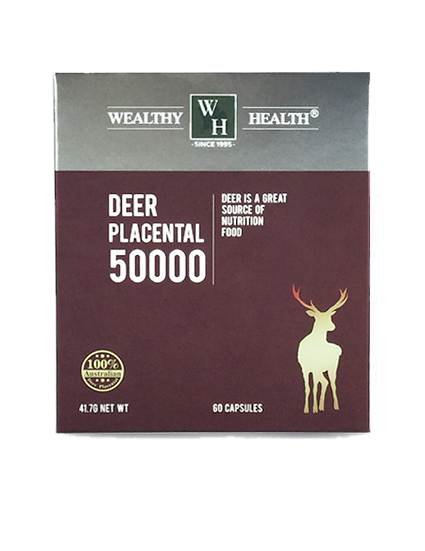 Deer Placental 50000 Vitamin Capsules