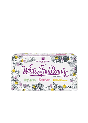 WhiteSlimBeauty Super Fruit Antioxidant Sachets
