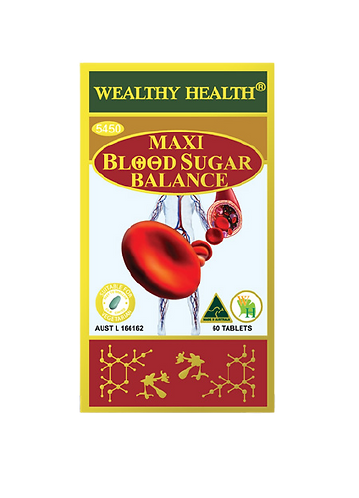 Maxi Blood Sugar Balance Tablets