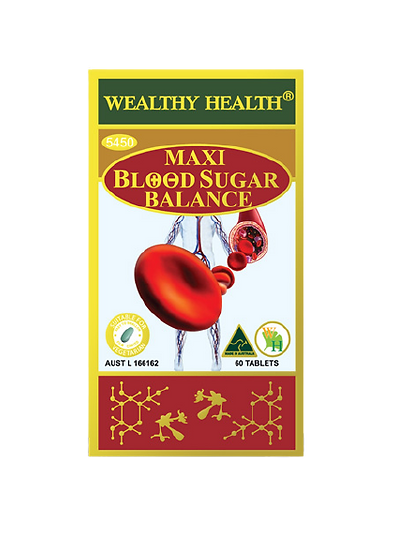 Maxi Blood Sugar Balance Tablets