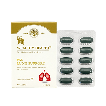 PM - Lung Support