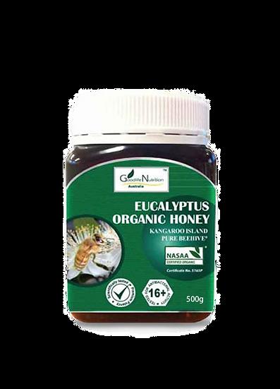 Eucalyptus Organic Honey