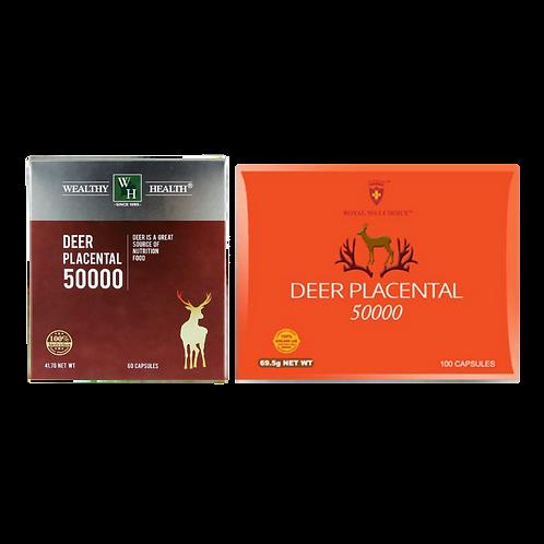 Deer Placental 50000 Vitamin Capsules
