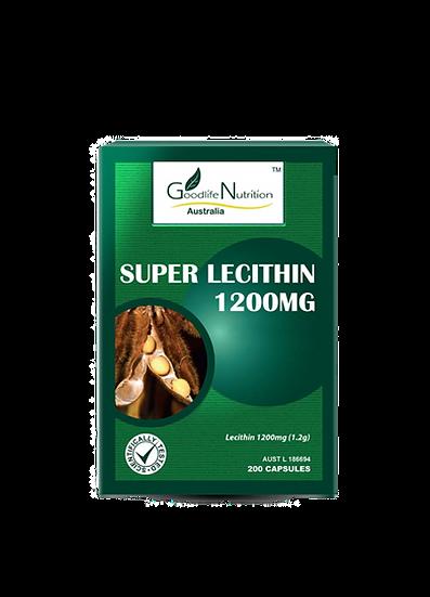 Super Lecithin 1200mg