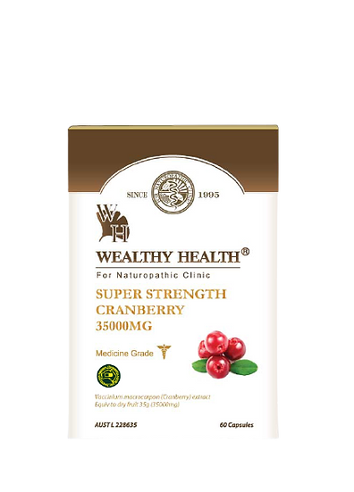 Super Strength Cranberry 35000MG