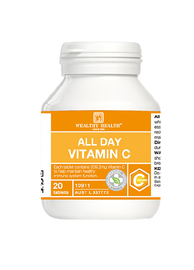 All Day Vitamin C Tablets