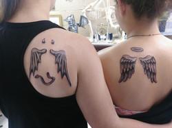Friendship wings