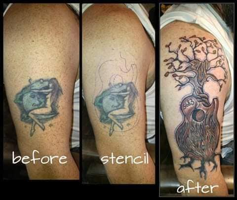 Awesome Coverup