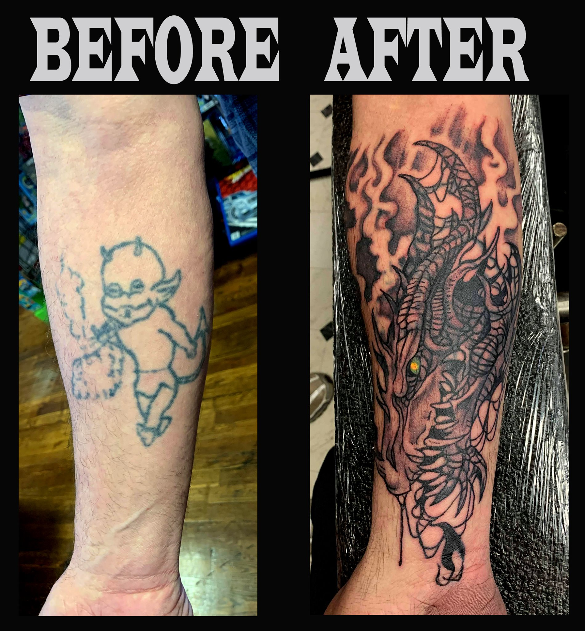Great Cover up