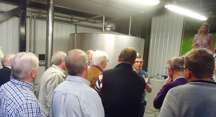Wye Valley Brewery Visit 2018