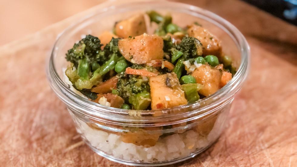 Easy & Delicious Veggie Curry Recipe