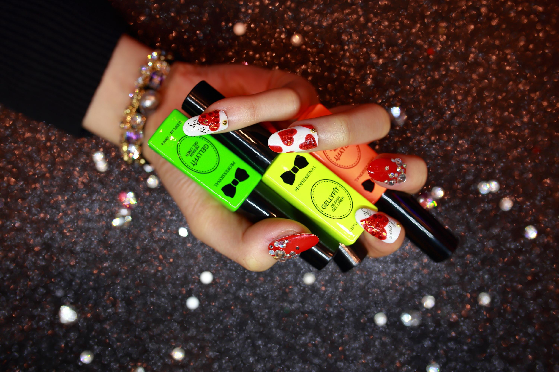 Nail Pop Art