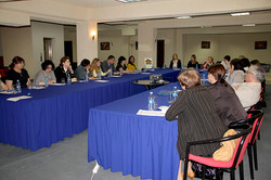 Sakhli Round table discussion 2016