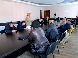 Training for regional Tetritskaro  municipality representatives
