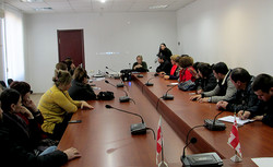 Training for regional Municipality representatives 2015