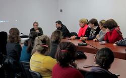 Meeting at Marneuli Municipality 2015