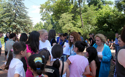 Refugees Day in Pankisi 2012