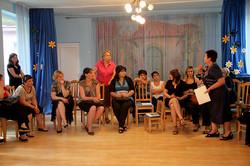 Training for kindergarten teachers 2012