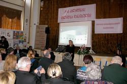 2014 Anti-violnce meeting at Municipality