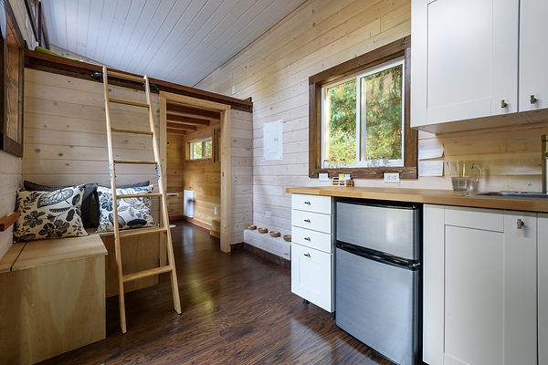 Tiny Home Valuations for insuranc or finance