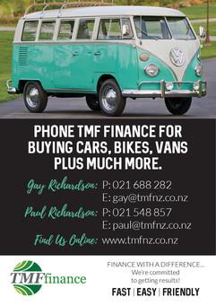 TMFNZ Finance