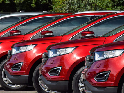 Valuations for fleet vehicles, cars, SUV's, vans, trucks and light commercial vehicles
