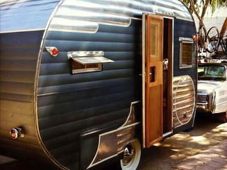 Valuations for modern and classic caravans, campers,  motorhomes, and more