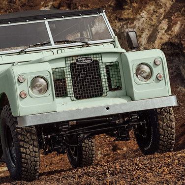 Valuations for classic work vehicles
