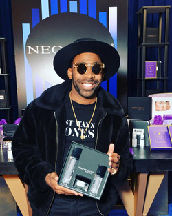 Neoteny, Grammys, Grammy giftting lounge, Grammys gift bag, Dr. Lawton Tang