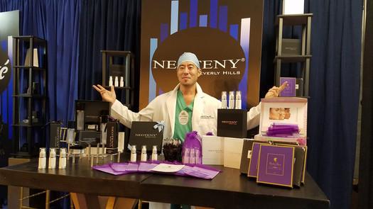 NeoteNeoteny, Grammys, Grammy giftting lounge, Grammys gift bag, Dr. Lawton Tang
