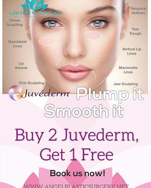 filler discount buy 2 get one free Dr. L