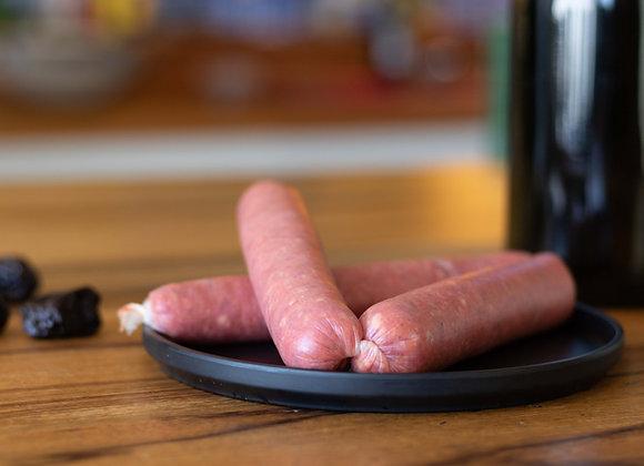 הנקניקיות של אלן טלמור | נקניקיות שף | אלזס שרקוטרי | Alsace Charcuterie