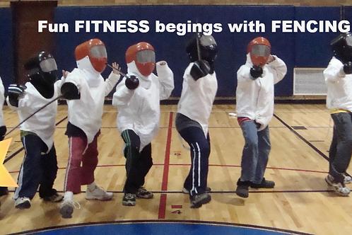 Mini Fencing CAMP-3