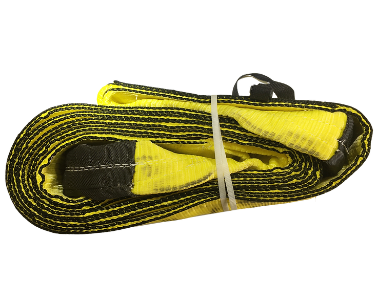 """20' tow strap 102,400lb rated 8"""" wide"""
