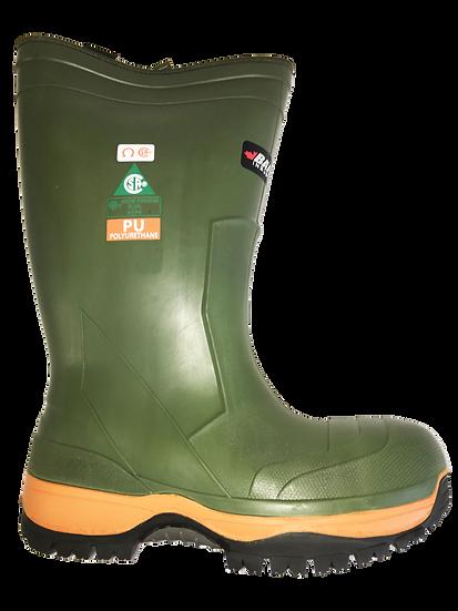 Baffin ice bear CSA green , ct/cp -50 boot