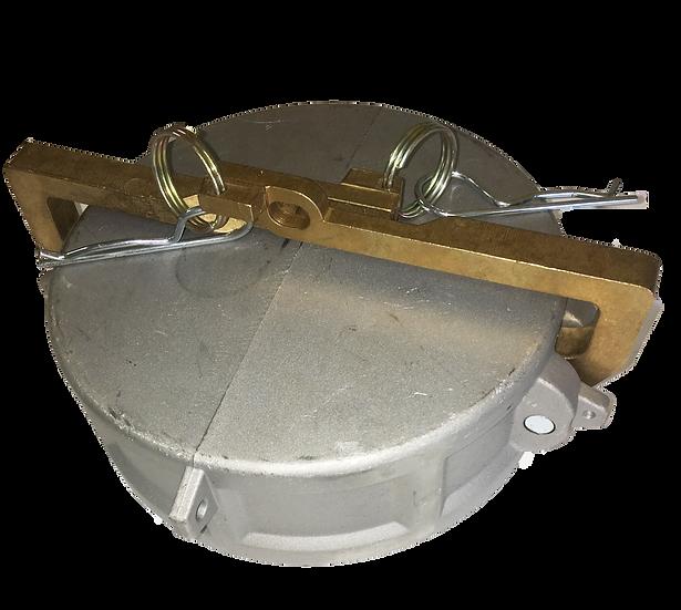 """6"""" dust cap - lockable"""