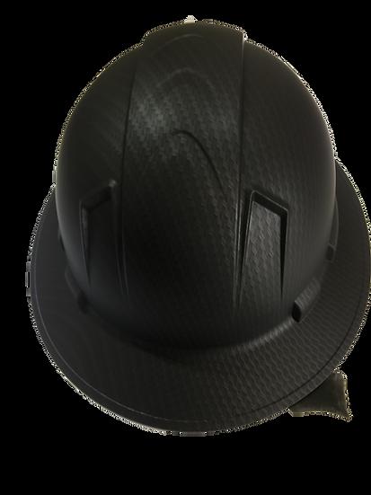 Full Hard Hat - Black