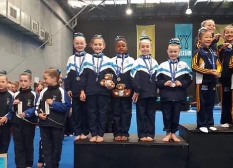 WAG Level 3 Junior Victorian Championships