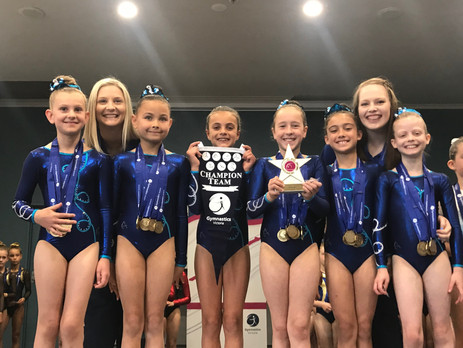 PIT Girls Dazzle at the WAG Victorian Championships!