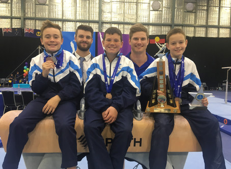 Will J Takes Title - Senior Vic Champs Re-cap