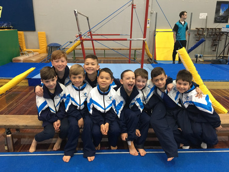 PIT Boys Compete at Junior Victorian Championships