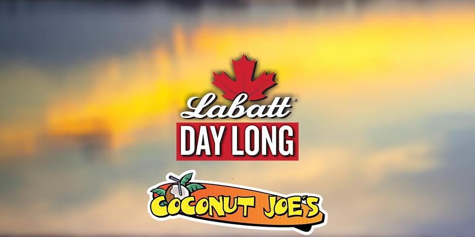 Labatt Day Long at Coconut Joe's