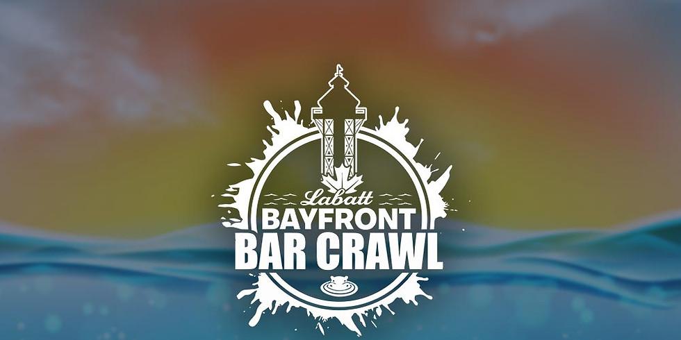 Labatt Bayfront Bar Crawl