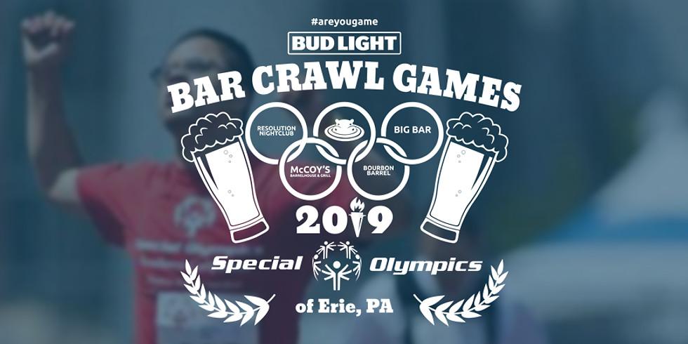 Bar Crawl Games 2019
